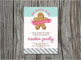 Cookie Decorating Party Invitations Holiday Cookie Decorating Party Invitation Flickr
