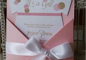 Cool Baby Shower Invites Unique Baby Shower Invitations 2015 It 39 S A Girl