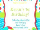 Cool Pool Party Invitation Ideas Make Pool Party Invitations Online Free Minion Birthday