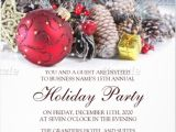 Corporate Christmas Party Invitations Free Templates 23 Business Invitation Templates Free Sample Example