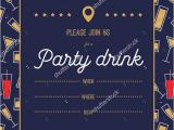 Corporate Cocktail Party Invitation Cocktail Party Invitation Templates 10 Free Psd Vector