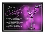 Corporate Cocktail Party Invitation Join Us for Cocktails Invitations Cocktail Party Card