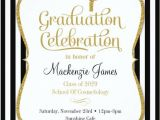 Cosmetology Graduation Invitations Congradulations Graduation Gift Ideas Party Supplies