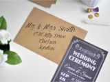Cost Of Diy Wedding Invitations How to Make Affordable Chalkboard Wedding Invitations Ej