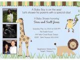Costco Photo Baby Shower Invitations Costco Baby Shower Invitations Template