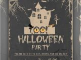 Costume Party Invitation Template 35 Halloween Invitation Free Psd Vector Eps Ai
