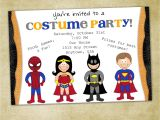 Costume Party Invitation Template Costume Party Invitations Party Invitations Templates