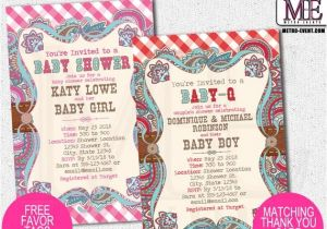 Country Baby Shower Invites Country Baby Shower Invitations by Metro Designs Graphic