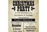 Country Christmas Party Invitations Country Christmas Gifts T Shirts Art Posters Other