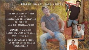 Country Graduation Invitations Photographs by Sarah Graduation Invitations Country