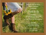 Country themed Bridal Shower Invites Country Wedding Invitations Rustic Wedding Chic