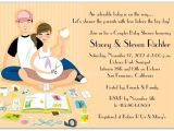 Couple Baby Shower Invitation Wording Couples Baby Shower Invitation Wording Ideas