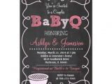 Couple Baby Shower Invites Couples Babyq Bbq Baby Shower Invitation