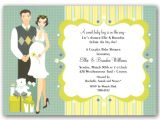 Couple Baby Shower Invites Happy Couple Blue Baby Shower Invitations Clearance