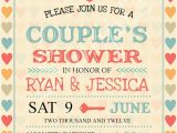 Couples Bridal Shower Invitation Wording Samples Bridal Shower Invitations Couples Wedding Shower