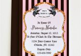 Couture Baby Shower Invitations Couture Baby Shower Invitations Party Xyz