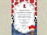 Cowboy Baby Shower Invites Western Baby Shower Invitations Template Resume Builder