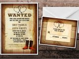 Cowboy Wedding Invitations Templates 10 Funny and Inspiring Informal Wedding Invitation Wordings