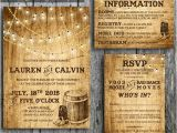 Cowboy Wedding Invitations Templates Country Wedding Invitation 15 Psd Indesign formats