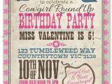 Cowgirl Birthday Invitations Templates Best 25 Cowgirl Birthday Invitations Ideas that You Will