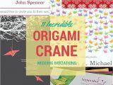 Crane Party Invitations Oltre 1000 Immagini Su Matrimonio Su Pinterest Tela Di