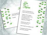 Cranes Wedding Invitations Wedding Invitation Paper Crane Party Invitation and