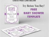 Create A Baby Shower Invitation for Free Free Baby Shower Invitation Templates Microsoft Word