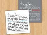 Create A Graduation Invitation Tips Easy to Create Graduation Party Invitation Wording