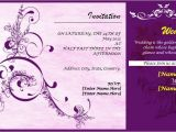 Create A Wedding Invitation Card for Free Wedding Card Templates Beneficialholdings Info