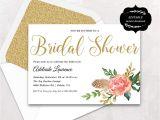 Create Bridal Shower Invitations Free Wedding Shower Invitation Templates