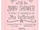 Creative Baby Shower Invitation Wording Simple Baby Shower Invitation Wording
