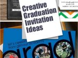 Creative Graduation Invitation Ideas 10 Creative Graduation Invitation Ideas Hative