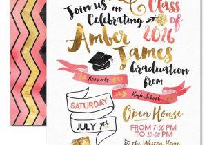 Creative Graduation Party Invitations Unique Graduation Party Invitation for by Jellyfishprintables