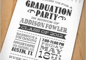 Creative Graduation Party Invitations Wip Blog Graduation Party Ideas