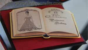 Creative Quinceanera Invitations Jinky 39 S Crafts Designs Disney Inspired Creative Invitations