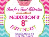 Cupcake Party Invitation Wording Cupcake Birthday Invitations Invitation Librarry