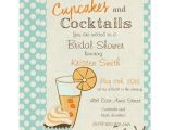 Cupcakes and Cocktails Bridal Shower Invitations Bridal Shower Invitation Cupcakes and Cocktails Gt Gt Wedding