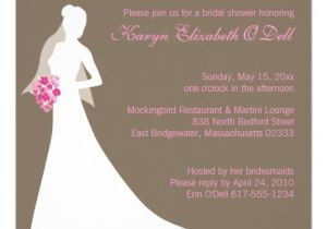 Custom Bridal Shower Invitations Online Bridal Shower Invitations Free Custom Bridal Shower