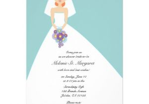 Custom Bridal Shower Invitations Online Modern Bride Custom Bridal Shower Invitation Zazzle