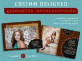 Custom Graduation Invites Custom Graduation Announcements Tammy Howell Photography