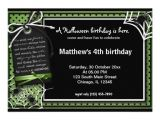 Custom Halloween Birthday Invitations Spider Halloween Birthday Custom Invitation Zazzle