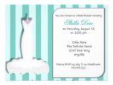 Custom Made Bridal Shower Invitations Custom Bridal Shower Invitations