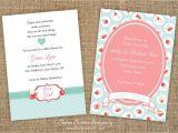 Custom Make Baby Shower Invitations Couples Baby Shower Invite
