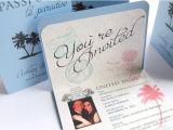 Custom Passport Wedding Invitations Custom Personalized Passport Wedding Invitations