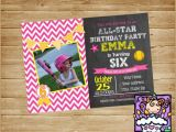 Custom softball Birthday Invitations 17 Best Images About Doodles Dots N Dimples On Pinterest