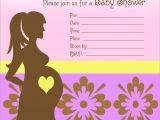 Customized Baby Shower Invitation Cards Custom Baby Shower Invitations Free