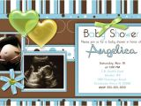 Customized Baby Shower Invitations for A Boy Customized Baby Shower Invitations for A Boy
