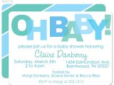 Customized Baby Shower Invitations for A Boy Invitation for Baby Shower Terrific Baby Shower