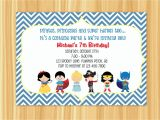 Customized Birthday Invitations Birthday Invitation Card Custom Birthday Party