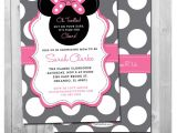 Customized Minnie Mouse Baby Shower Invitations Minnie Mouse Baby Shower Invites Baby Shower Minnie Mouse